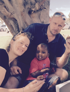 Peter, Yvon & Siyabonga